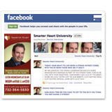Smarter Heart University Facebook Page